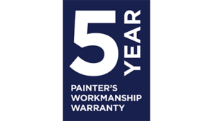 5-Year-Painters-Workmanship-Warranty