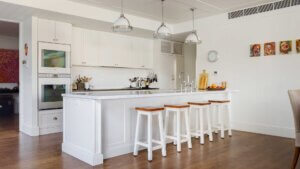 Kitchen Painting Lower North Sydney